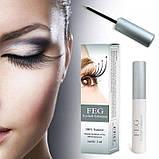 Сироватка для вій FEG Eyelash Enhancer, 3 мл, фото 2