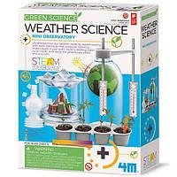 Набір для досліджень 4M Метеорологія (00-03402)