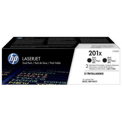 Картридж HP 201X Black 2-pack (CF400XD) CLJ 201X Black 2-pack (CF400XD)