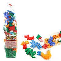 Игрушечный набор Colorplast Зооблок (21 деталь)