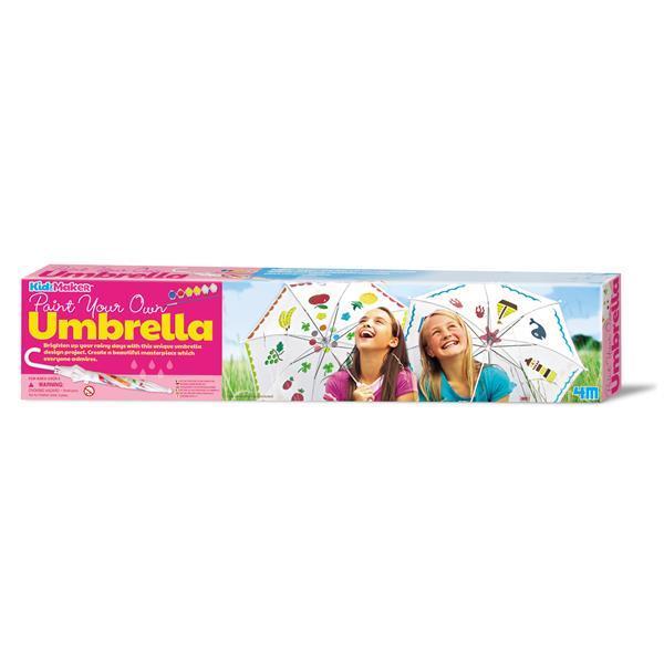 Набір для творчості 4M Розмалюй парасольку (00-04584) GP