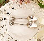 Посеребренная чайная ложка, E.P.N.S (серебрение), Англия, винтаж, фото 2