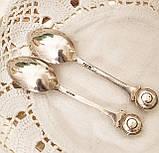 Посеребренная чайная ложка, E.P.N.S (серебрение), Англия, винтаж, фото 6