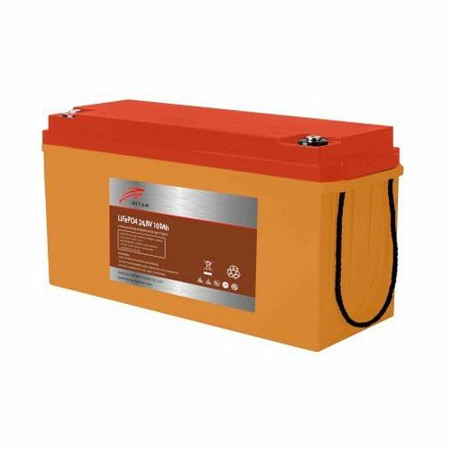 Аккумуляторная батарея Ritar LiFePO4 25,6V 100Ah