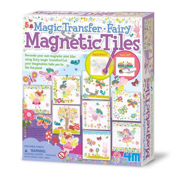 Набор для творчества 4M Сказочные магниты (00-04685) GP