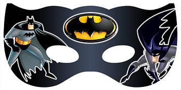 """""""Бетмен: Чёрный"""" - Маски"""