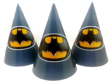 """""""Бетмен: Чёрный"""" - Колпачки Без надписи"""
