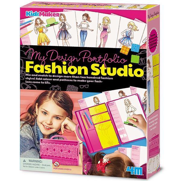 Набір для творчості 4M Студія моди (00-04720) GP