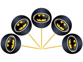 """""""Бетмен: Чёрный"""" - Топперы"""