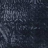 Плед однотонный полуторный серый Зигзаг 150x200см микрофибра, фото 3