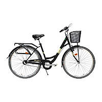 Городской велосипед Ardis NEW BETTY 28 CTB CT Черный на планетарной втулке