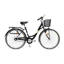 Міський велосипед Ardis NEW BETTY 26 CTB CT Чорний на планетарні втулки