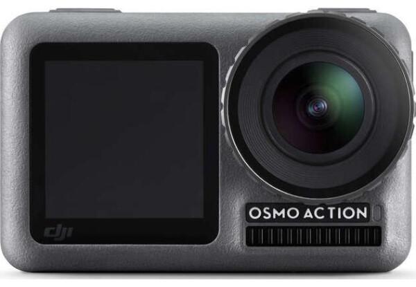 Экшн-камера DJI Osmo Action 4К