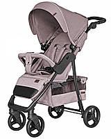 Прогулочная коляска для девочки CARRELLO Quattro CRL-8502/3 Frost Beige +дождевик M /1/ MOQ