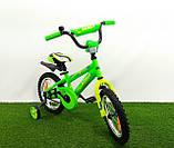 """Детский велосипед Azimut Stitch 14"""", фото 3"""