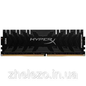 Модуль памяти для компьютера DDR4 8GB 2666 MHz HyperX Predator Black Kingston (HX426C13PB3/8), фото 2