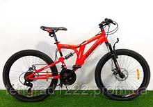 Велосипед AZIMUT Blackmount 26 D