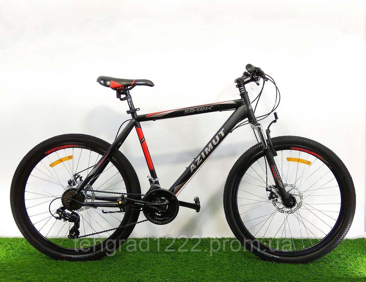 Гірський велосипед Azimut Spark 26 GD
