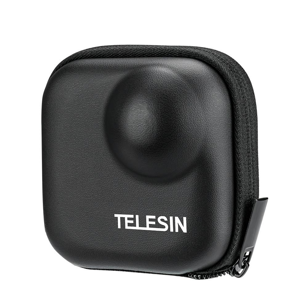 Мини кейс Telesin для GoPro Max с отверстием для крепления