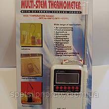 Термометр HT- 9269 lsd portable digital MULTI-STEM THERMOMETER (-50°С до +300°С) цифровой 🌡️