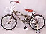 """Детский велосипед Sigma Student 20"""", фото 5"""