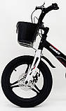 """Детский велосипед Sigma Hammer Hunter 16"""", фото 6"""