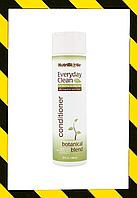NutriBiotic, Чистота каждый день, кондиционер, растительная смесь, безсульфатный  (296 мл)