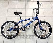 """Трюковый велосипед BMX Crosser Cobra 20"""" фиолетовый"""
