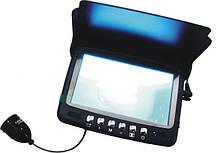 """Подводная видеокамера CARP CRUISER СC4-HBS HD для зимней рыбалки 4.3"""" монитор, шнур15 м, подсветка 8 ик диодов, фото 2"""