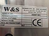 Подовая печь с парогенератором Friedrich Germany, фото 7