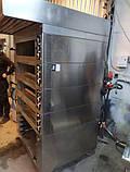 Подовая печь с парогенератором Friedrich Germany, фото 2
