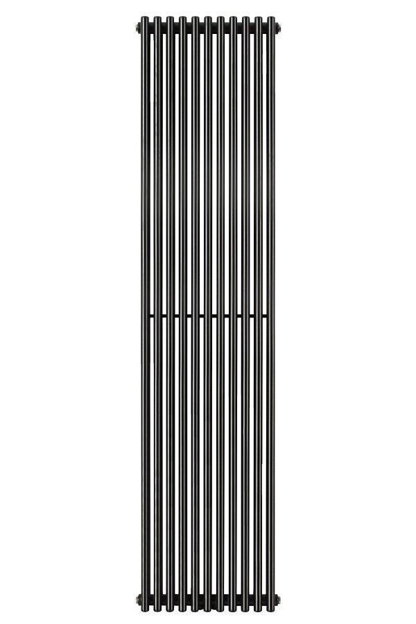 Декоративный радиатор отопления Praktikum 2000х501 Betatherm черный