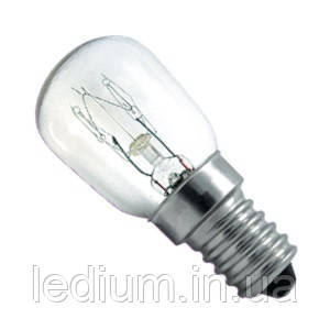 Лампа РН 15 Ватт Т25 Е14 (Для холодильника) Калашниково