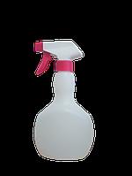Бутылка для воды или антисептика, с распылителем, 0,5 л
