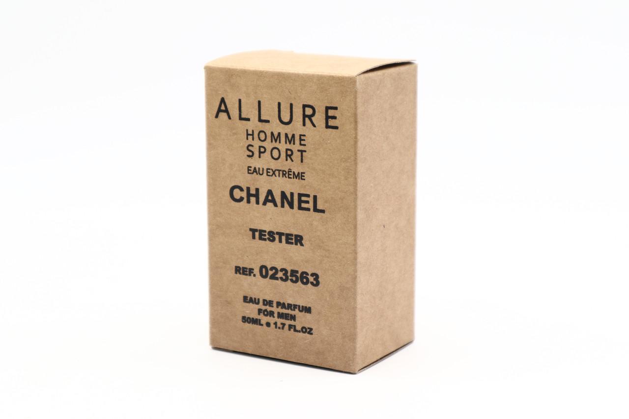 Тестер Chanel Allure Homme Sport eau Extreme 50ml (копия)