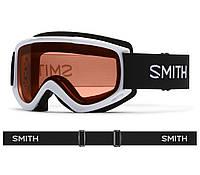 Горнолыжная маска Smith Cascade White RC36 лыжные очки (США)