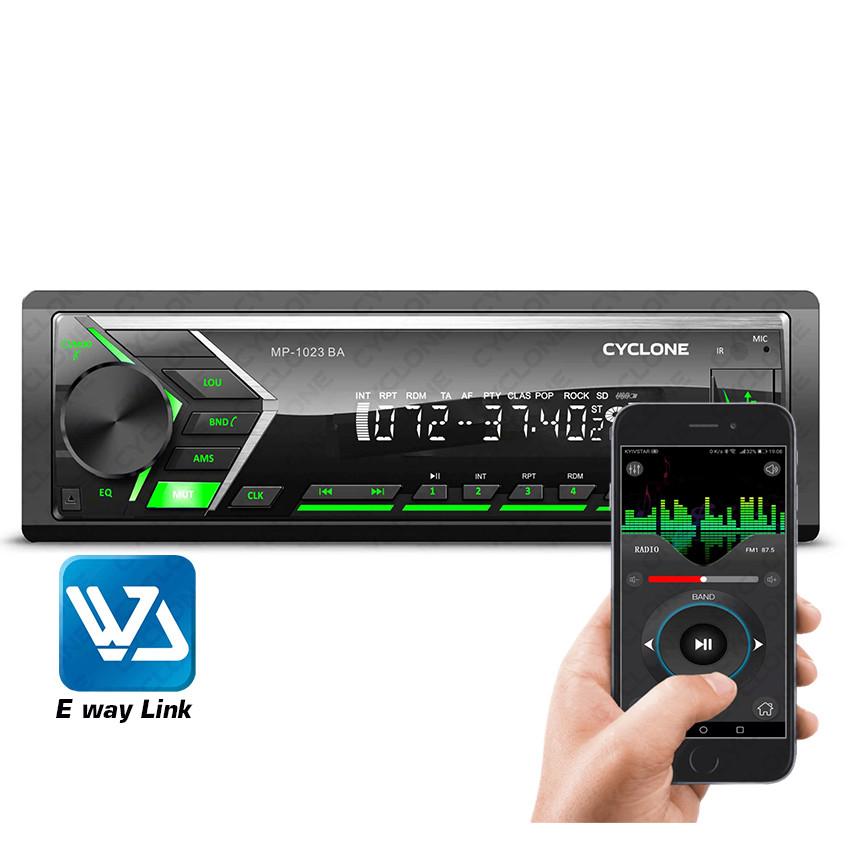 Автомагнитола MP3 проигрыватель CYCLONE MP-1023G BA