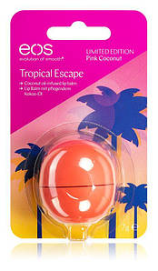 Eos Tropical Pink Coconut Бальзам для губ 7г