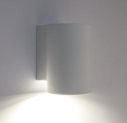 Настенный гипсовый светильник LUMINARIA, бра GYPSUM LINE Dublin R1808 WH (Белый)