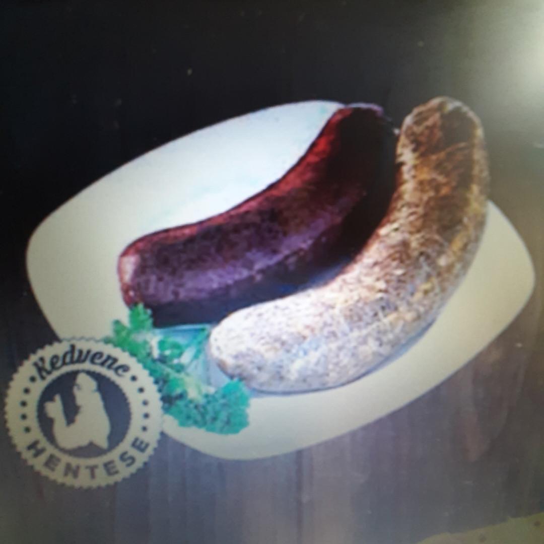 Гурка закарпатская /в натуральной оболочке/ из свинины