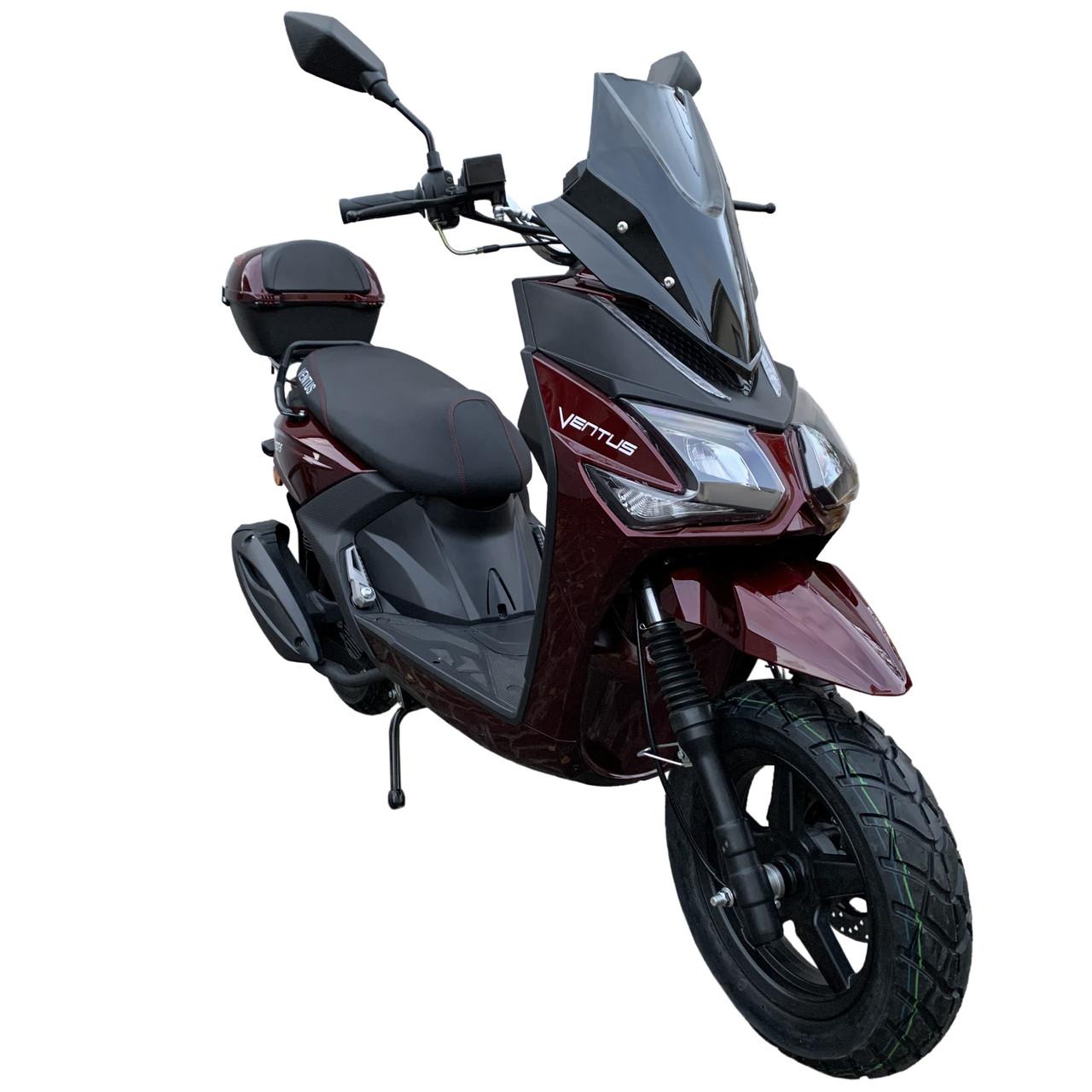 Скутер VENTUS VS150T-5 150 см3 красный
