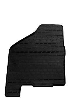 Водительский резиновый коврик для  ВАЗ 2114  2001-2013 Stingray