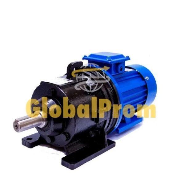 Мотор-редуктор 3МП 40 планетарный на 71 об/мин