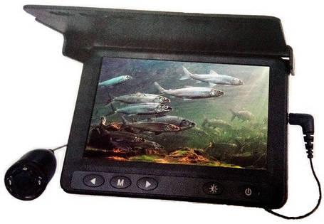 Подводная камера CARPCRUISER СC43-PRO-HD для зимней рыбалки высокая яркость экрана, кабель 15 м, фото 2