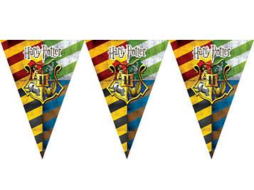 """""""Гаррі Поттер"""" - Вимпел, 10 прапорців."""
