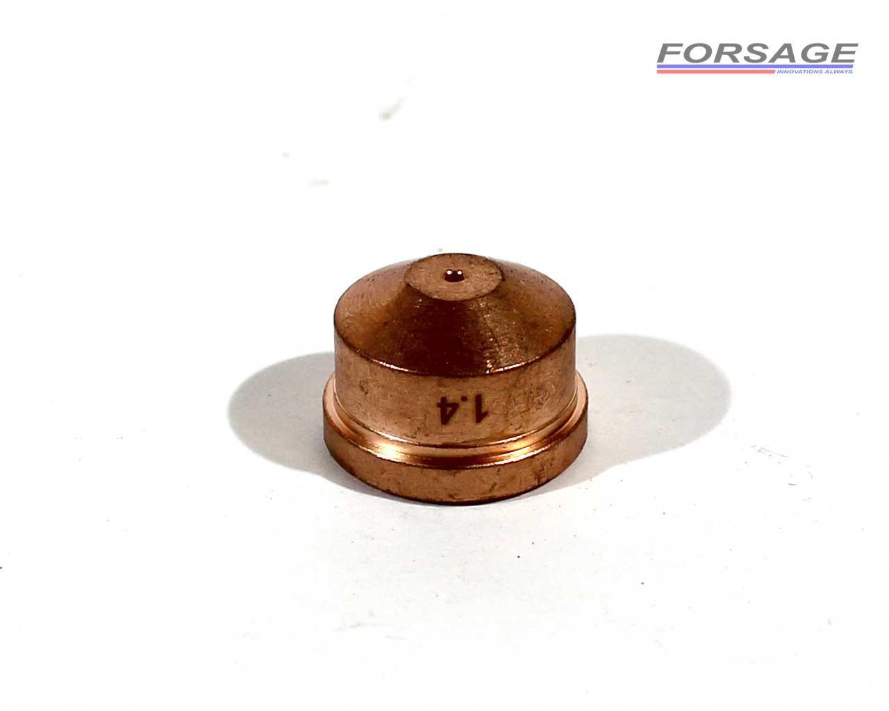 Сопло для плазмотрона A-101 A141 (LT-141) Ø1,4мм