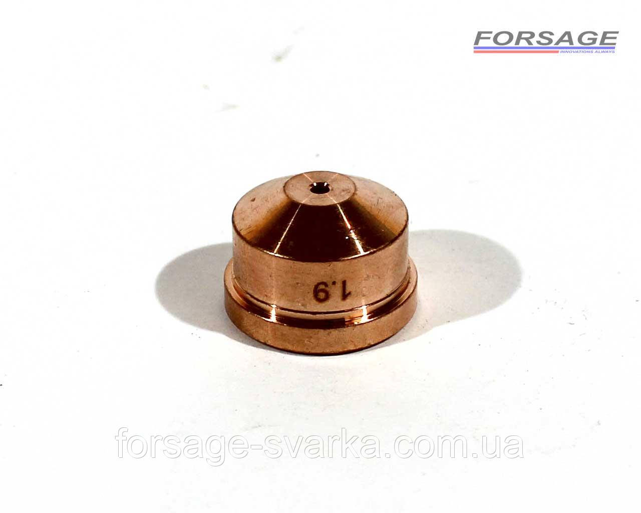 Сопло для плазмотрона A-101 A141 (LT-141) Ø1,9мм