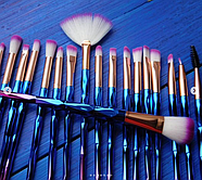 Набор кистей для макияжа, фото 3