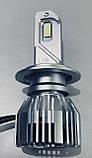 LED лампы головного света H7 U9D03 CSP Canbus Volkswagen Polo Touran Tiguan Skoda Octavia 9000Lm 80Watt, фото 5