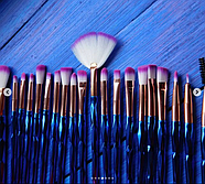 Набор кистей для макияжа, фото 4